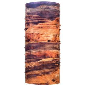 Buff Coolnet UV+ Neck Tube Kanawai Brown